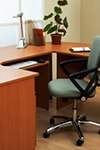 Rental of furnished offices